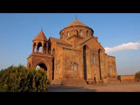 Սուրբ Հռիփսիմե եկեղեցի  Храм Святой Рипсиме Армения, собор Святого Эчмиадзина