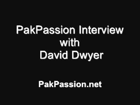 David Dwyer Interview with PakPassion