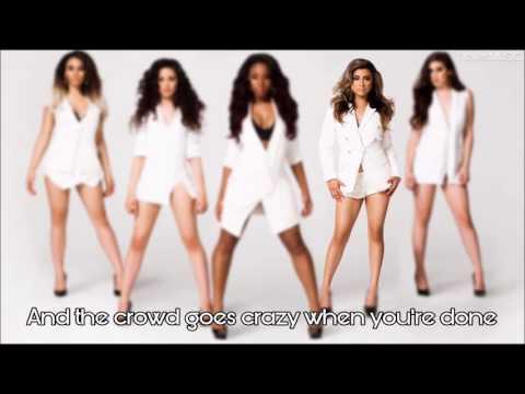 Fifth Harmony ft. Meghan Trainor - Brave Honest Beautiful (Lyrics)