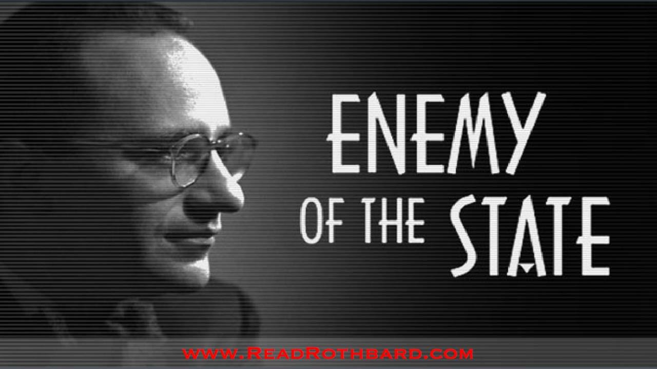 Murray Rothbard - Enemy of the State - Champion of Liberty - YouTube