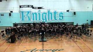 Guardians of the Galaxy - AHS Concert Band 2015