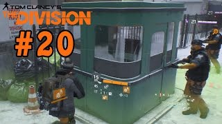 The Division Co-op Gameplay Part 20 - D!CKS With Shotguns