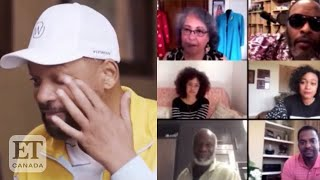 'Fresh Prince' Cast Pay Emotional Tribute To Uncle Phil During Reunion