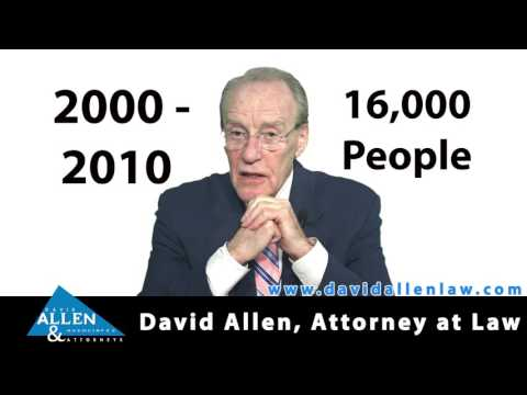 David Allen Legal Tuesday: Age of Consent for Marriage