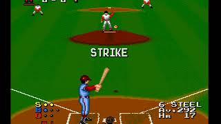 Turbografx - World Class Baseball test