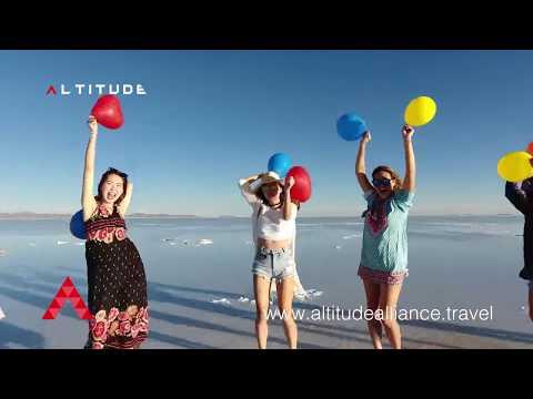 The Uyuni Salt Flats in Bolivia - Altitude Travel