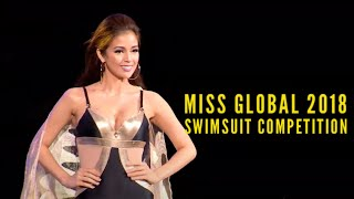 Miss Global 2018 Top 20 swimsuit competition