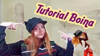 Boina Asuka - Tutorial cosplay