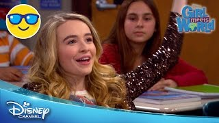 Girl Meets World | Take On The World | Official Disney Channel UK