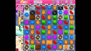 Candy Crush Saga level 1411 NO BOOSTERS