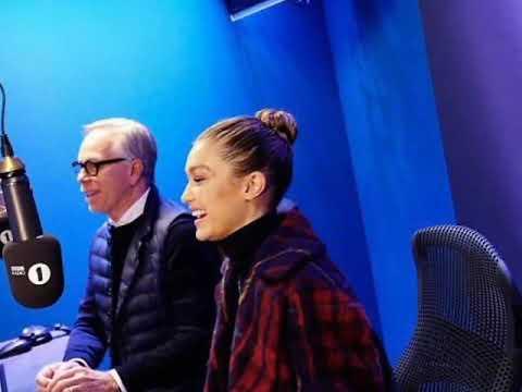 Gigi Hadid's full interview on BBC Radio 1s Breakfast Show