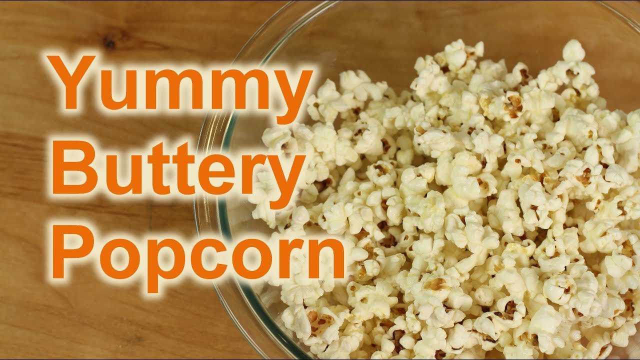 how to make popcorn easy on the stove rockin robin cooks