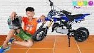 Kudo Playing Car Toy Blocks Indoor Playground for Kids / Ngôi Nhà Cho Bé
