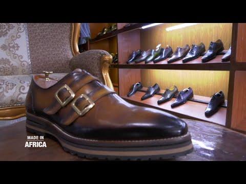 Made In Africa : Le marché de la chaussure