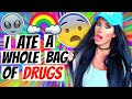 I ATE A WHOLE BAG OF DRUGS ACCIDENTALLY | STORYTIME
