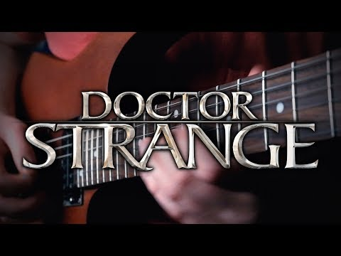 Doctor Strange Theme on Guitar