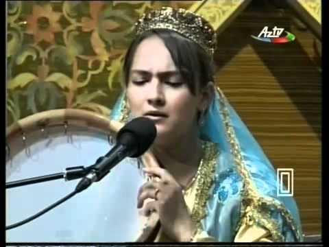 "Güllü Muradova - ""Dumanli Təbriz ( 2011 Muğam Müsabiqesi İfasi ) Гулли Мурадова - мугам"