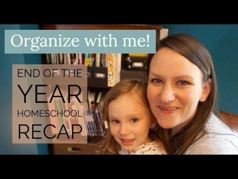 Homeschool Shelf Organization | Catholic Homelife