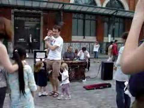 Chinese Music @ Covent Garden