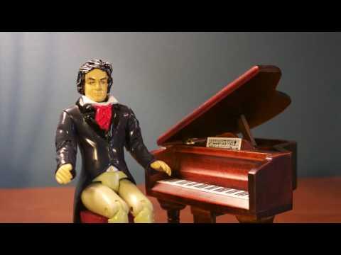 Moonlight Sonata in Boogie Woogie, by Ethan Uslan