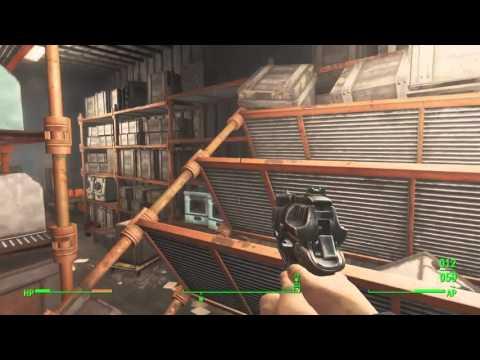 Best Musical Comedic Timing | Fallout 4 (PS4) Gameplay | Shotana Studios
