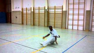 Capoeira vip