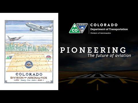 Colorado Division of Aeronautics Documentary: 25 Years of Aviation Pioneering