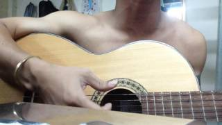 Way Back Home - B Ray ft V# Guitar Cover