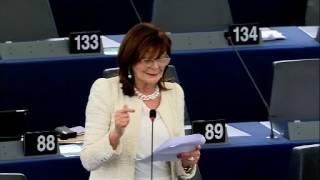 Intervento in aula di Patrizia Toia, relatrice per il PE sull'uso della banda di frequenza 470-790 MHz nell'Unione