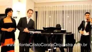 Baixar Hallelujah Shrek l Monte Cristo Coral e Orquestra Para Casamento l Músicos Para Casamento