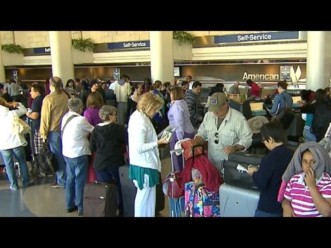 NYC-area airports join outrage over TSA security lines