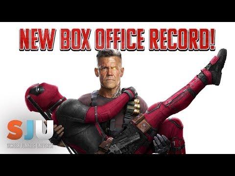 Deadpool 2 Is ALREADY Breaking Box Office Records! - SJU