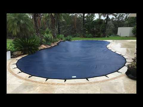 Making The Perfect Pool Cover