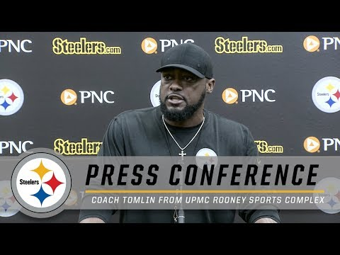 Tomlin looking for steady improvement | Pittsburgh Steelers