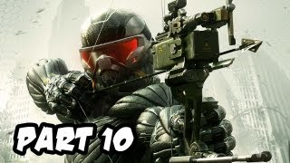 Crysis 3 Gameplay Walkthrough - Part 10 - Mission 3: Root of All Evil (Xbox 360/PS3/PC HD)
