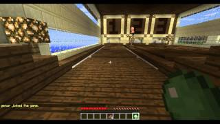 Minecraft Bowling (survival.minecraft-romania.ro)