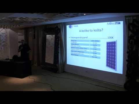 MUM RS 2014: RB autonomous power using solar energy