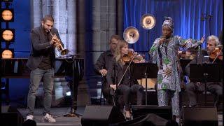 Angelique Kidjo and Ibrahim Maalouf - Omidje - Basilique Saint Denis - Festival de Saint Denis 2020