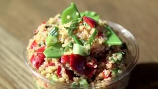 Piada Italian Street Food -the Quinoa Salad