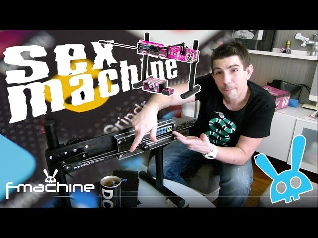 F machine Pro 3 : La F*CK MACHINE qui va te faire déconnecter de Grindr Tinder !!!
