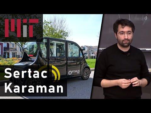 MIT 6.S094: Sertac Karaman MIT on Motion Planning in a Complex World