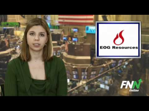 EOG Resources Announced Commencement Of Public Offering Of 11.8 Million Shares