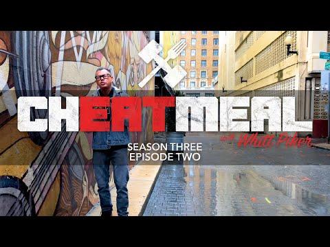 CheatMeal S3E2 -