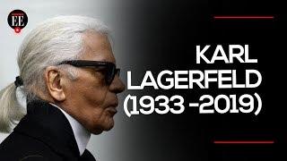 Murió Karl Lagerfeld, el icónico diseñador de Chanel | El Espectador