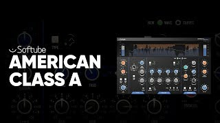 Introducing American Class A – Softube