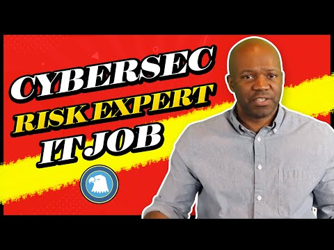 Cybersecurity Risk Expert IT Security Position Job