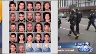 Antifa Left Wing