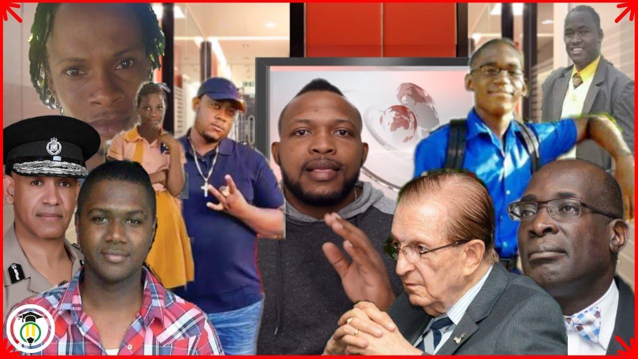 Jamaica to Rawtid Ep#7: Ruel Reid, JaDore, SOE, Edward Seaga, Trisha Morris, ClevonCampbell.