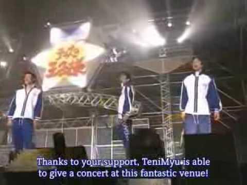 Download Youtube: テニミュ DL1