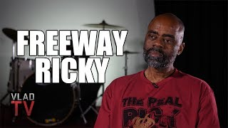 Freeway Ricky on Why Kids Want to Be Dealers, How Not to Get Caught